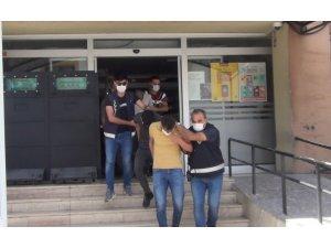 Erzincan'da kablo hırsızlığı iddiasıyla 3 şüpheli yakalandı