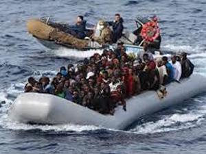 Ege Denizi'nde 90 kaçak yakalandı