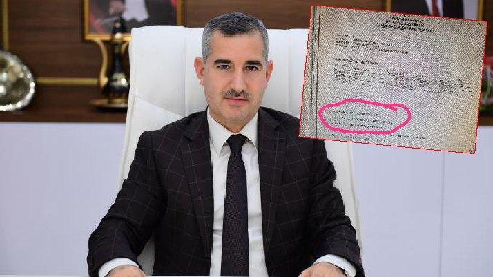AKP'li belediyede skandallar bitmek bilmiyor: İhale enişteye gitti