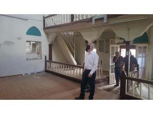 Tire Müftülüğü ibadete kapanan tarihi camiler için harekete geçti