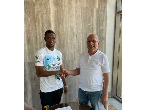 Kocaelispor, Cisse ile 2 yıllık sözleşme imzaladı