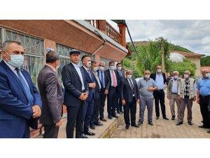 """MHP'li Bulut: """"Köy hayatı biterse Türkiye biter"""""""