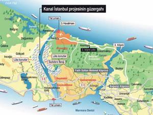 'Kanal İstanbul' projesinde çalışmalar hızlandı