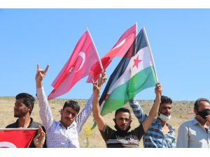 Suriyeli Abraz aşiretinden 'PKK'ya harekat yapılsın' çağrısı