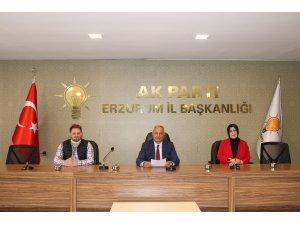 Tavlaşoğlu: Ak Parti sözde değil özde çevrecidir