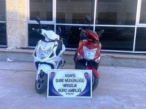 Kütahya'da 3 motosiklet hırsızı yakalandı