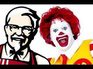 Mc Donald's ve KFC'de fast food skandalı!