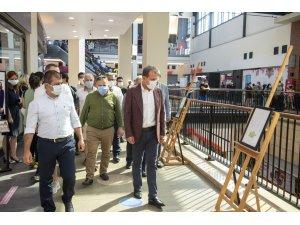 Mersin'de 'Çevre Karikatürleri Sergisi'