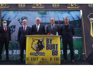 AN Zentrum Bayburtspor'a sponsor oldu