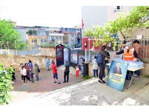 Yıldırım Belediyesi LGS'de öğrencileri yalnız bırakmadı