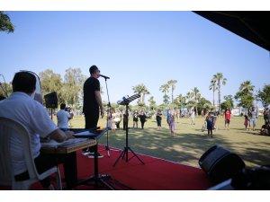 Dünya Çevre Günü konserlerle kutlandı