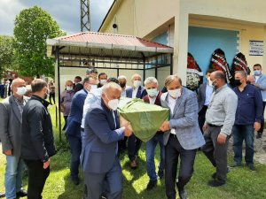 Başkan Yardımcısı Aksu'nun acı günü