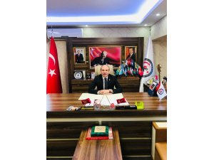 Başkan Gündüz: ''Türkiye'nin yöneticilerine laf eden, iftira atan şarlatanlar haddinizi bilin''