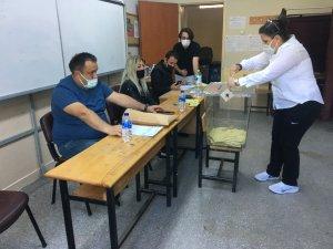 Bartın'da 1 mahalle ve 4 köyde seçim heyecanı yaşandı