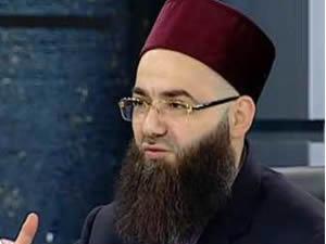 Cübbeli Ahmet'ten sakal-ı şerif sürprizi