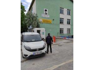 Polisin okul önlerinde güvenlik uygulamaları