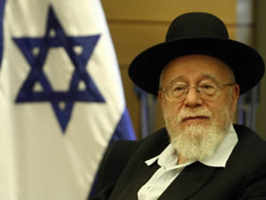 İsrailli haham'ın Kassam korkusu