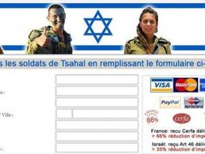 İsrail ordusuna yardım edene vergi indirimi