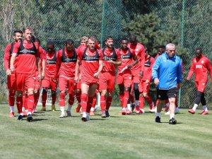 Sivasspor 29 Haziran'da toplanıyor