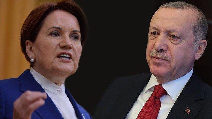 Meral Akşener'den Cumhurbaşkanı Erdoğan'a: Senin şirazen artık iyice kaydı
