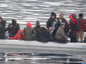 Ege'de 121 kaçak kurtarıldı
