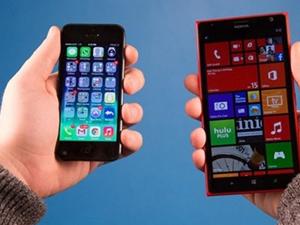 Microsoft Apple'dan fazla telefon sattı