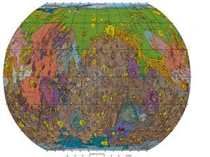 Mars'ın en detaylı haritası