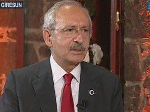 Kılıçdaroğlu: ' Başbakan tıpış tıpış götürecek'