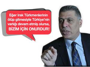 Türkmenlerin acı feryadı yürek burtktu