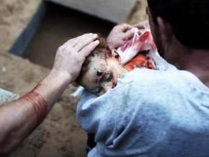 Ban-ki Mun gösterdi, İsrail vurdu!