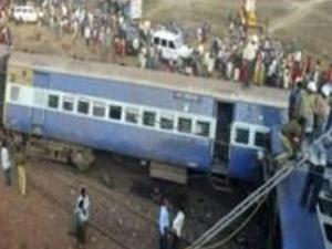 Hindistan'da  tren kazası  : 11 çocuk öldü