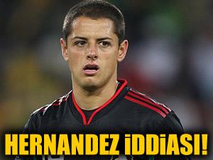 Hernandez iddiası!