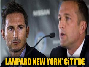 Lampard imzayı attı!