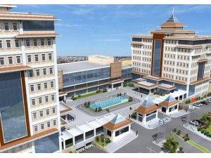 Osmaneli Yeni TOKİ Projesi'nde sona yaklaşıldı