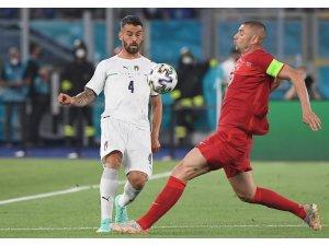 EURO 2020: Türkiye: 0 - İtalya: 0 (Maç devam ediyor)