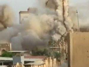 IŞİD'in bombalamaları bitmiyor
