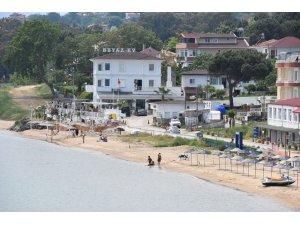Sinop'ta deniz sezonu açıldı