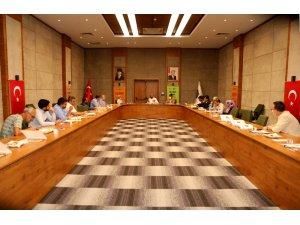 STK'larla 'Diyarbakır'ın Fethi' etkinlikleri değerlendirildi