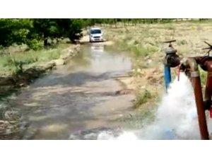 Çiftçilerden sulama suyu talebi