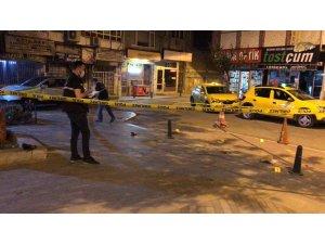 19 yaşındaki genç silahlı saldırıya uğradı