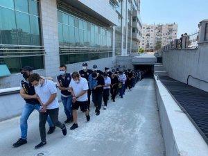 Denizli dahil Mersin merkezli 18 ilde yasadışı bahis operasyonuna 35 tutuklama