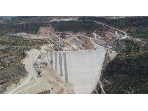 """DSİ Genel Müdürü Yıldız: """"Silvan Barajında ön yüz beton imalatına başladık"""""""