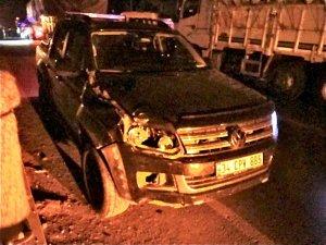 Bingöl'de aracın çarptığı kadın hayatını kaybetti