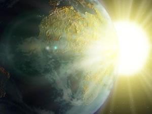 Dünya parçalanmaktan son anda kurtuldu!