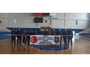 Harp Malulü Gaziler, 1.lig müsabakalarında Kırşehir'i temsil edecek