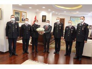 Vali Atay, Jandarmanın 182. Yılını kutladı
