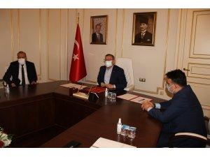 Yozgat'ta süt toplama projesi imzalandı