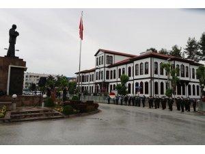 Çankırı'da Jandarma Teşkilatının 182. kuruluş yıl dönümü kutlandı