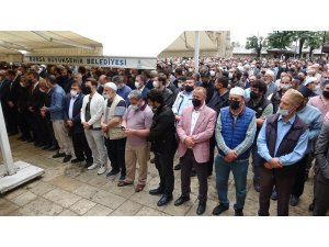 Koronadan ölen imam Aslaner son yolculuğuna uğurlandı