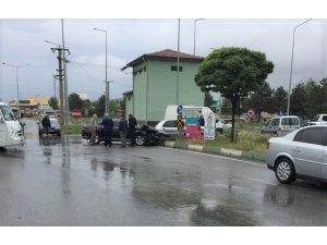 KSBÜ Rektörü Kavuncu kaza geçirdi